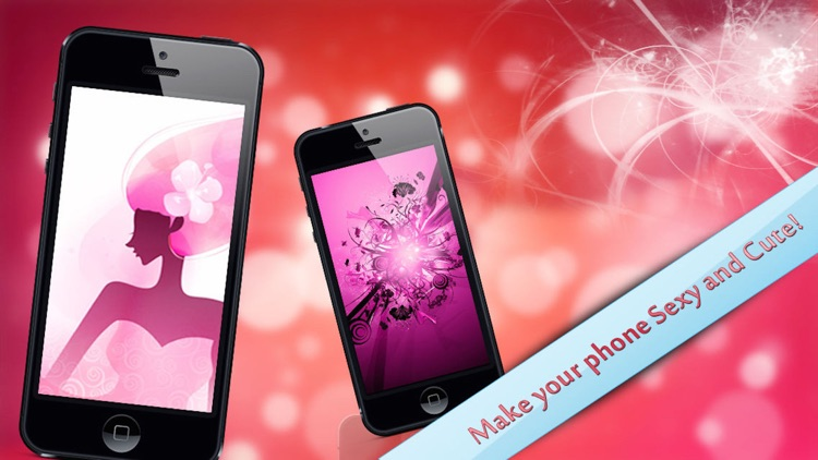 Wallpapers - Pink Edition screenshot-3