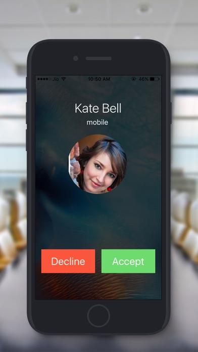 Prank Call Your Friends Screenshot on iOS