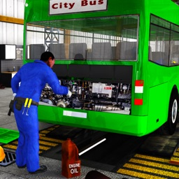 Garage Car Mechanic Simulator by Game Maveriks