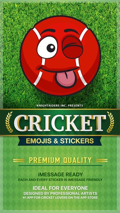 CricMoji - cricket emoji & stickers keyboard app