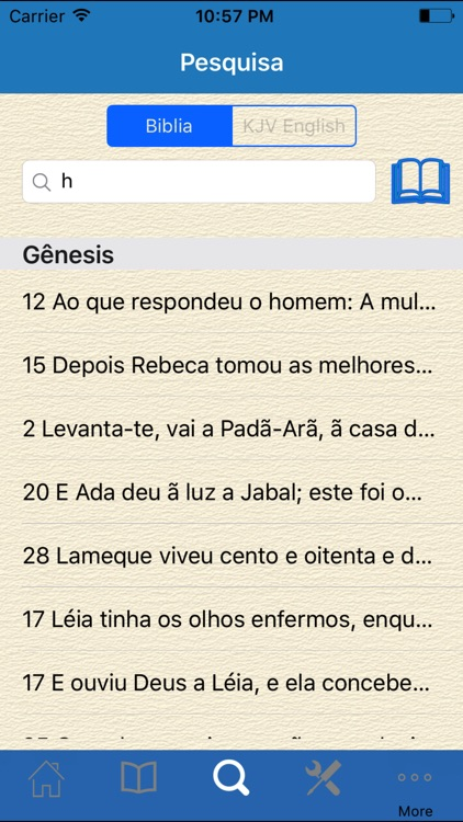 The Bible in Portuguese