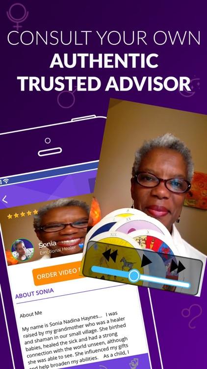 My Tarot Advisor: Card Readings & Psychic Advice app image