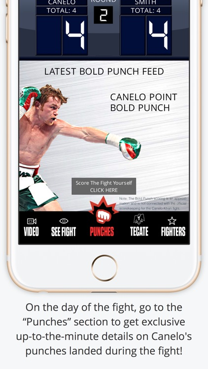 Tecate Bold Punch screenshot-4