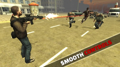 Zombie Street Fighter: Urban Assault screenshot four