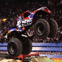 Extreme Monster Truck.