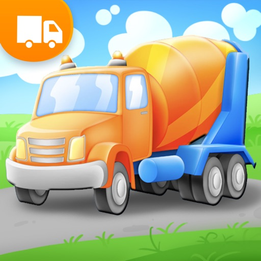 Trucks and Things That Go Puzzle Game