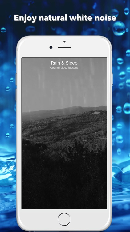 Rainy Mind - sleepy rain screenshot-4
