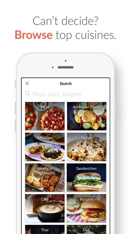 ChowNow - Food Delivery and Restaurant Takeout screenshot-3