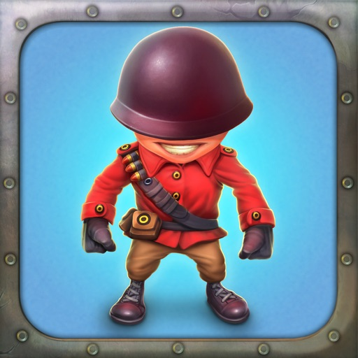 Fieldrunners for iPad icon