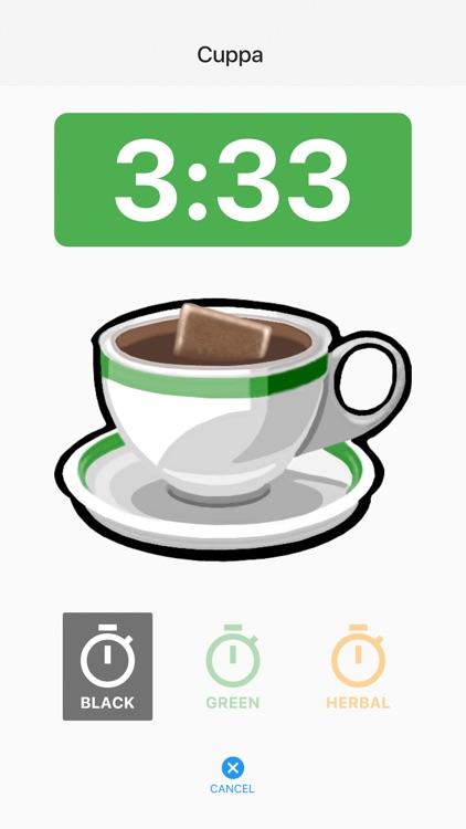 Cuppa - Tea Timer
