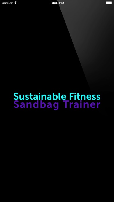 Sustainable Fitness Sandbag Trainer-0