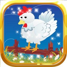 Chicken Frenzy Farm - Harvest & Farming Game