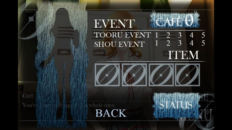 CAFE 0 ~The Drowned Mermaid~ Lite screenshot-4