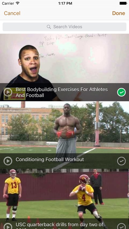 InfiniteFootball Practice Planner screenshot-3