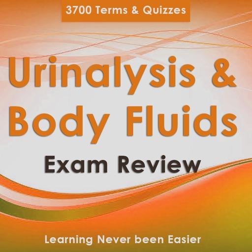 Urinalysis and Body Fluids Exam Review App 2017
