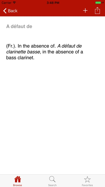 Wotton Dictionary of Music