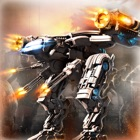 Monster Robots War: Rescue City from Zombie Attack icon