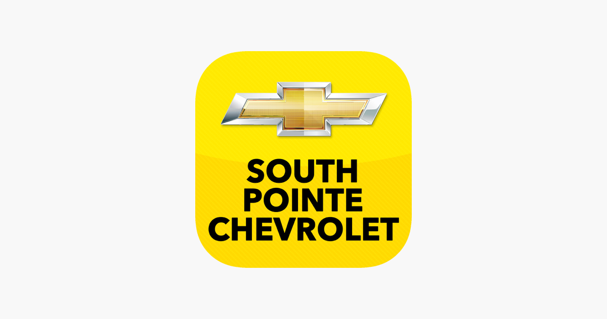 South Pointe Chevrolet On The App Store