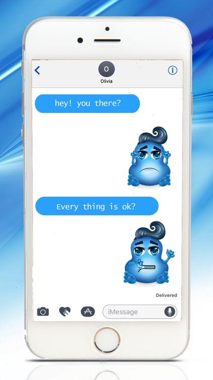 Love Demons Emoji Stickers for iMessage