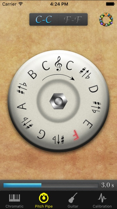 Pitch Pipe review screenshots