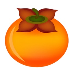 FruitMojis - Beautiful Fruit Stickers