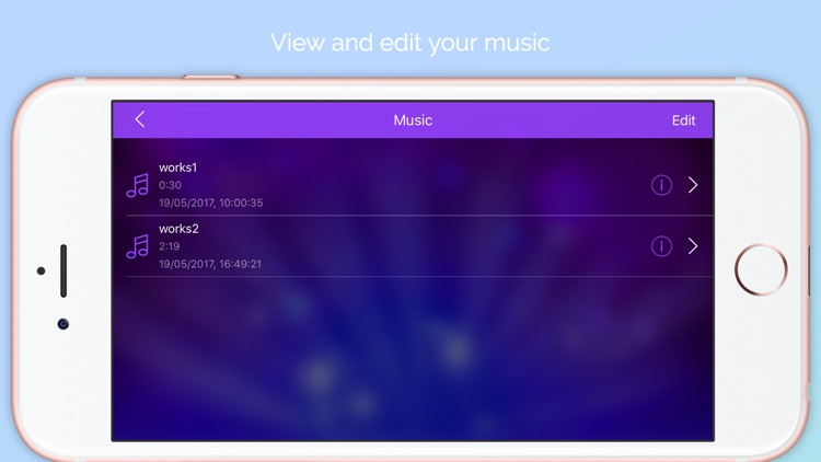 Music Editor&Ringtone Maker Pro-Song Cutter&Mixer screenshot-3
