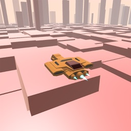 Space Racer X - Endless Space Racer 3D Simulator