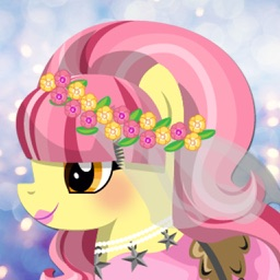 Fun Pony Baby Pet Dress Up Games For Girls & Kids
