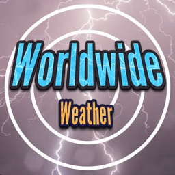 Worldwide weather radar