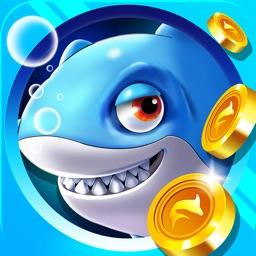 欢乐捕鱼——捕鱼电玩城经典捕鱼游戏