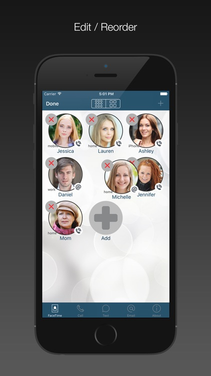 FaceDial for FaceTime Dialer screenshot-3