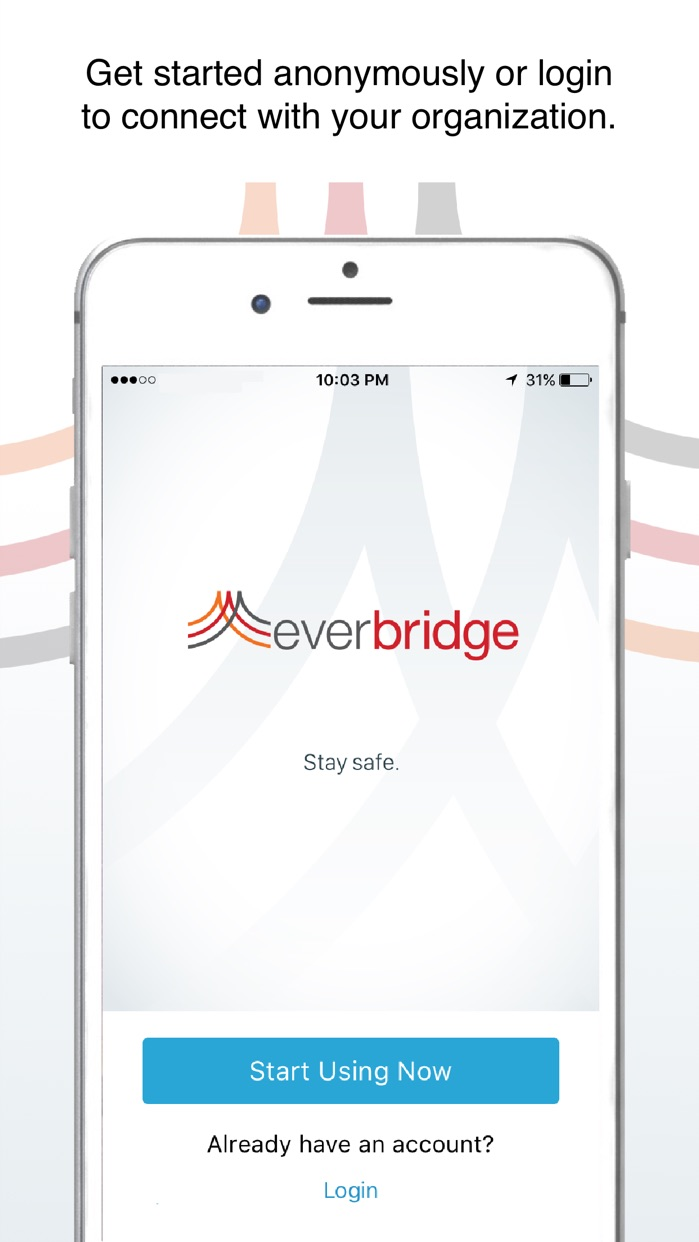 Everbridge Screenshot