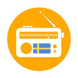 Radios Sverige FM (Sweden Sveriges Stream Radio)