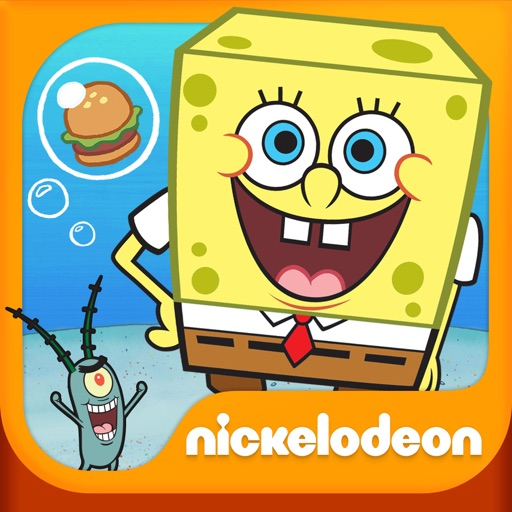 SpongeBob Moves In app logo