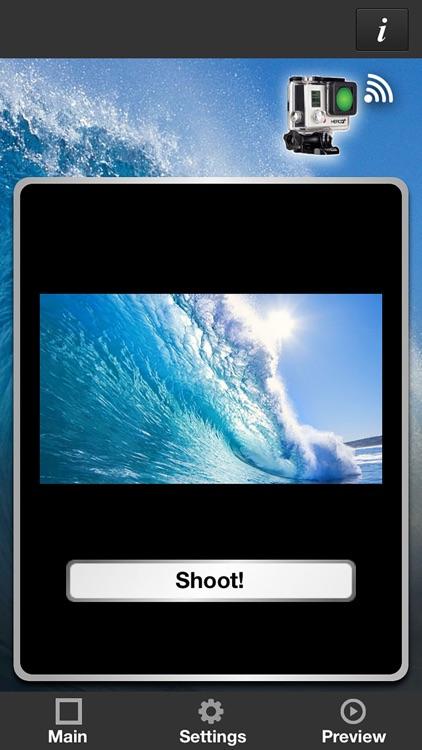 Remote Control for GoPro Hero 3+ Silver screenshot-3