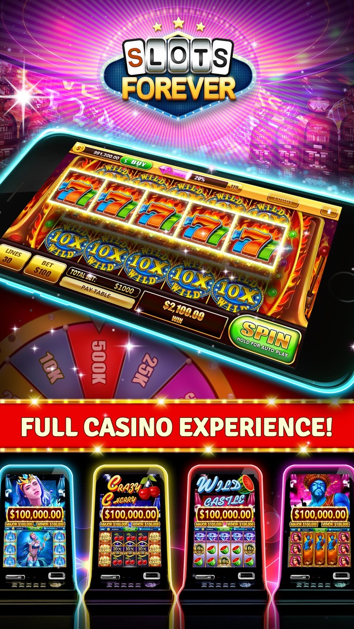 Slots Forever - Vegas Casino Slots with Bonus Screenshot