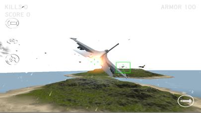US Jet Fighter - Warrior Strike screenshot one