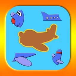 Kids Preschool Puzzles, learning shapes & numbers