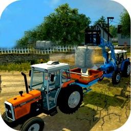 PK Tractor Farming Simulator