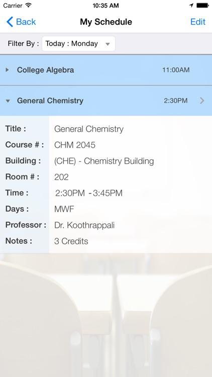 Find My Class screenshot-3