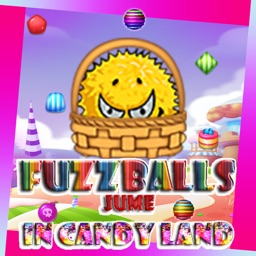 FuzzBalls Jume in Candy Land