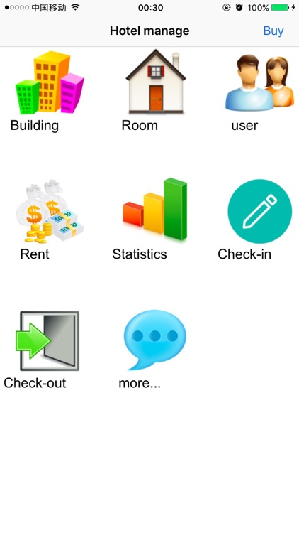 HotelManage-check in check out