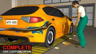 Screenshot of Auto Meccanico Motore Revisione Auto Riparare 3D3