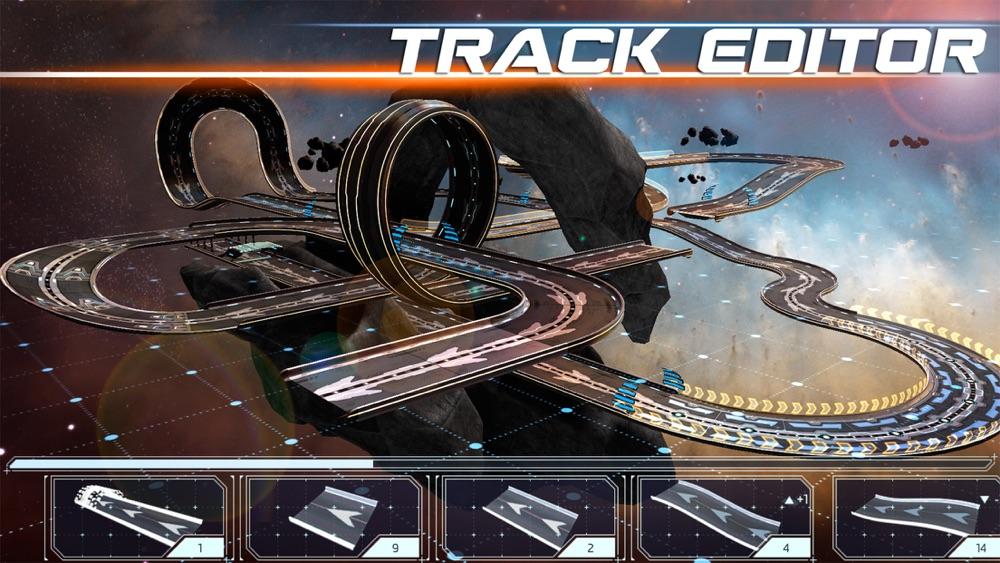 Cosmic Challenge Racing hack tool