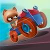 Cats Car Demolition Race