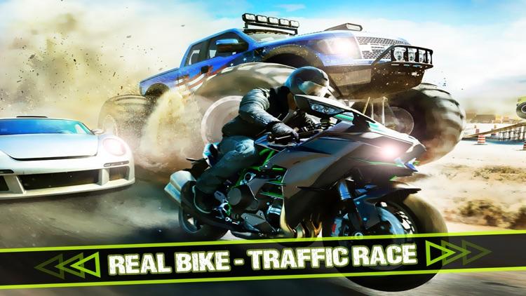 Real Bike - Traffic Race