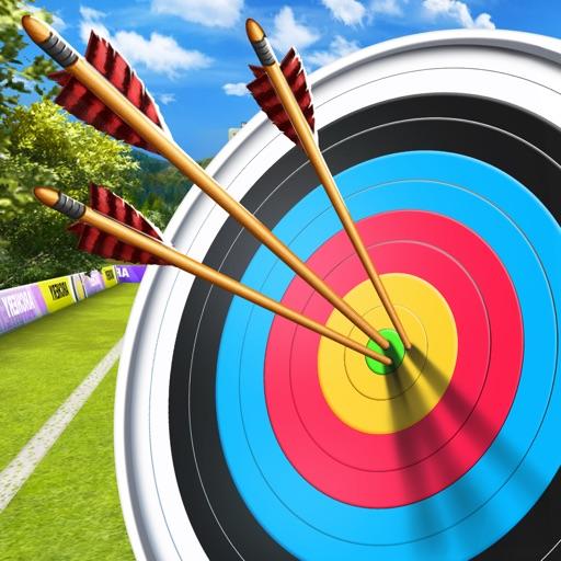 Стрельба из лука – стрелять в цель