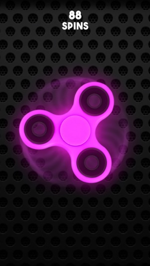Fid Spinner The Spin Simulator Glow on the App Store