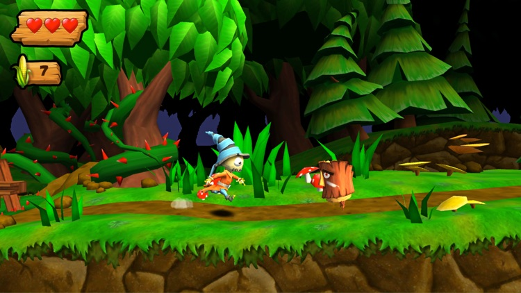Stitchy: A Scarecrow's Adventure screenshot-0