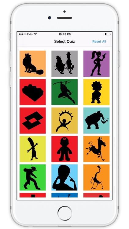 Character Quiz - Guess the Character Trivia Game screenshot-3